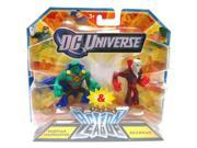 DC Universe Action League Mini Figure 2Pack Martian Manhunter Deadman 9SIV1976SM2459