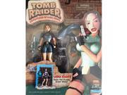 Lara Croft Action Figure Faces the Deadly Great White! - Tomb Raider: Adventures of Lara Croft Deep Sea Adventure Playset 9SIV1976SN3278