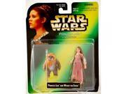 Star Wars Princess Leia Collection Princess Leia and Wicket the Ewoks Action Figure By Kenner 9SIV1976SN0550