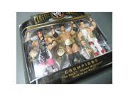 WWE Jakks Pacific Wrestling Classic Superstars Exclusive Series 2 Action Figure 3Pack Champions The Rock, Shawn Michaels Bret The Hitman Hart 9SIV1976SN2459
