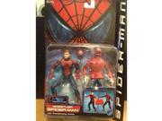 Spiderman Wrestler with Transofrming Action Series 3 9SIA17P6M72432