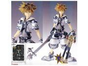 Kingdom Hearts 2 Sora with Dual Keyblades Action Figures 9SIA17P6M72134