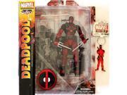 Diamond Select Toys Marvel Select: Deadpool Action Figure Bundle includes Deadpool PVC Keyring 9SIA17P6595756