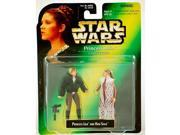 Star Wars Princess Leia Collection Prince Leia And Han Solo Action Figure Set 9SIV1976SM6047