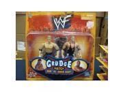 WWE Jakks Pacific Wrestling Action Figures Grudge Match Triple H vs. Owen Hart 2-Pack 9SIA17P6595885