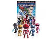 Power Rangers Morphin Power Pack: Digital Movie Download + Collectible Action Figures (Amazon Exclusive) 9SIV1976T64072