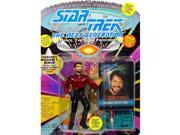 Star Trek - Next Generation (Playmates) Commander William T. Riker Series 2 Action Figure 9SIA17P6A53337