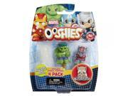 Ooshies Set 2 Marvel Series 1 Action Figure (4 Pack) 9SIA17P6A53352