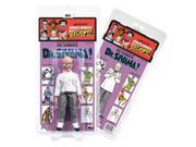 DC Comics Retro Kresge Style Action Figures Series 2: Dr. Sivana 9SIV1976T47656