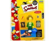 Simpsons Series 7 Edna Krabappel Action Figure 9SIA17P6M72116