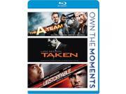 A-team / Taken / Unstoppable Blu-ray Triple Feature 9SIA17P6X15402