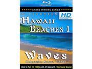 Hawaii Beaches 1 / Waves Relaxation Nature Videos [Blu-ray] 9SIV19771H7960