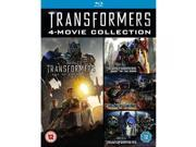 Transformers 1-4 [Blu-ray] Box Set Includes 1 2 3 & 4 9SIA17P6X15378