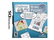 Challenge Me: Brain Puzzles - Nintendo DS 9SIV19771J5772