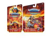 Skylanders Superchargers Character & Vehicle Bundle - Lava Lance & Burn Cycle 9SIV19771F0791