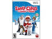 Santa Claus is Comin' to Town! - Nintendo Wii 9SIV19771H7178