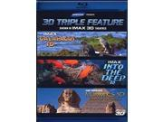 samsung imax 3d triple feature: galapagos, into the deep, mummies: secrets of the pharaohs bluray player 9SIV19775C9034