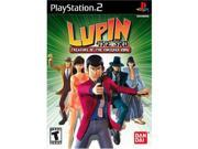 lupin the third  playstation 2 9SIV19775W0919
