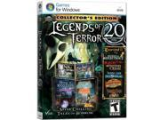 mystery masters: legends of terror  20 pack