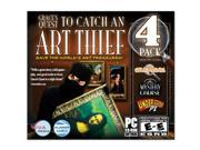 grace's quest: to catch an art thief 4pack