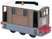 thomas the tank engine shining time station toby diecast train