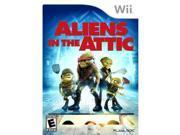 aliens in the attic  nintendo wii 9SIV19778J0068