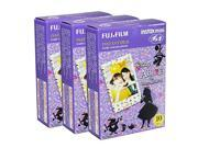 Fujifilm Instax Mini Alice 30 Film for Fuji 7s 8 25 50s 90 300 Instant Camera, Share SP-1