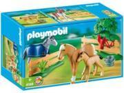 playmobil paddock