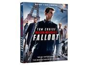 mission: impossible  fallout bluray