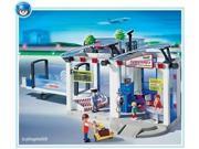 playmobil airline terminal