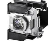 Brand New ET-LAA410 / ETLAA410 Replacement Lamp with Compatible Housing and Factory Original Bulb for Panasonic Projectors