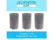 3 Frigidaire EAF1CB Pure Air Refrigerator Air Filters, Compare to Part # 24157500 9SIA1832YX0520