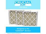 3 Lennox 20x25x5 Merv 8 Replacement Air Filters Fit X6673 9SIA18332A0791