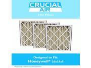3 Honeywell FC100A1037 20x25x5 Merv 8 Replacement Air Filters Fit 20X25, 25X20, 25X22 F100, F200 & SpaceGard 2200 9SIA18332A0772