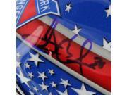 Henrik Lundqvist Signed NY Rangers Replica Mini Goalie Mask 9SIA18C0XK5891