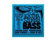 Ernie Ball 2835 Extra Slinky Round Wound Electric Bass Strings NEW