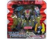 Transformers 2: Revenge of the Fallen Exclusive 5-Figure Combiner Set Superion 9SIV16A6719593