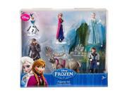 Disney Frozen 6 pc Figurine Figure Set Sven, Hans, Anna, Elsa, Kristoff and Olaf 9SIV16A67A3515