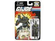 GI Joe 25th Anniversary Snake Eyes Action Figure 9SIA0KS5FH9837