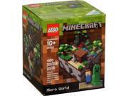 LEGO Minecraft 21102 Micro World (480pcs)