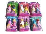 Disney Princess Favorite Moments Doll 6 Set- Cinderella, Snow White, Belle, Sleeping Beauty, Tiana and Ariel 9SIAD245DX9037