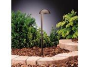Kichler Lighting 15423AZT Side Mount Eclipse 1-Light 12-Volt Path & Spread Light, Textured Architectural Bronze 9SIAAW143U1312