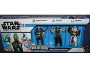 Star Wars Evolutions 3 pack - Vader's Secret Apprentice 9SIAD245E06455