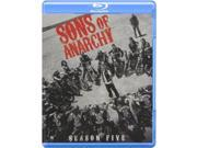 Sons of Anarchy: Season Five [Blu-ray] 9SIA17P3ET2743