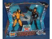 X-Men Classics Mutant Evolution of Wolverine 9SIA17P5TG6798