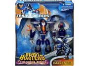 "Transformers Beast Hunters Exclusive - Predacons Rising """"DarkSteel"""" Voyager Class Action Figure"" 9SIAD245DZ5697"