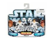 Star Wars Galactic Hero Luke & Han Stormtrooper