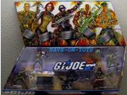 Hasbro GI Joe 25th Anniversary Joe 5-Pack 9SIV16A6782164