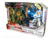 Transformers Universe G1 Series Exclusive 2 Pack Robot Action Figure Set - Autobot Roadbuster with Voyager Class 7 Inch 9SIV16A6739418