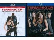 Terminator: Sarah Connor Chronicles - Seasons 1&2 [Blu-ray] 9SIAA763US5698